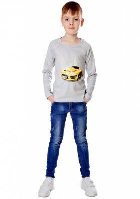Кофта Бадди (желтая машина)