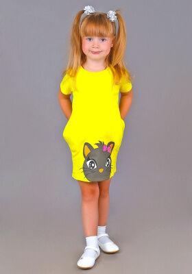 Платье Котик 2 (Без рукавов)