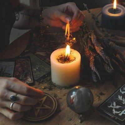 Научись гадать на Таро и удивляй всех вокруг! — Свечи для различных ритуалов и гадания — Свечи и подсвечники