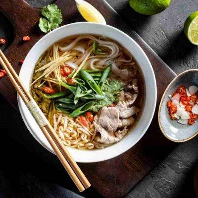 Новинки рисовой лапши, бумаги и соусов из Вьетнама