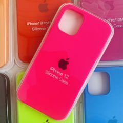 Защитные стекла Glass и аксы!  Дарим подарки за заказ🎁   — New! Чехлы Silicon Case для Iphone 12/12PRO/12MAX/12PRO MAX — Для телефонов
