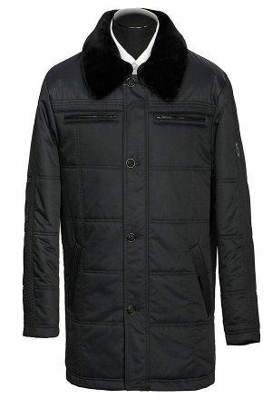 4059 M SANTINI NEW BLACK/ Куртка мужская