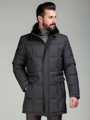 4046 SP M RIB BLACK/Куртка мужская (пуховик)