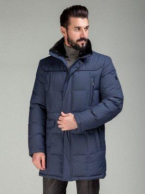 4046 SP M RIB NAVY B/Куртка мужская (пуховик)