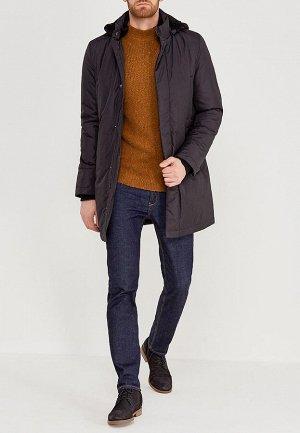 3033 M WINTER BLACK / Куртка мужская (плащ)