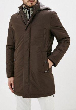 3033 M WINTER CHOCO/ Куртка мужская (плащ)