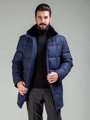 4046-1SPW M CALGARY VOLANIA NAVY/Куртка мужская (пуховик)