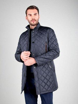3025 M FERETTI NIGHT NAVY/ Куртка мужская (плащ)