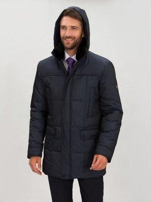 4016K SP M TWIST DK NAVY/ Куртка мужская (пуховик)