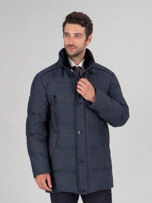 4076 ПШ M GREG DENIM/Куртка мужская (пуховик)