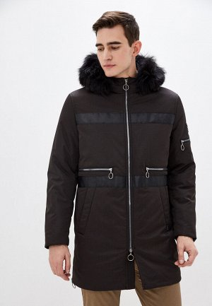 4086 M CALIPSO BLACK/ Куртка мужская