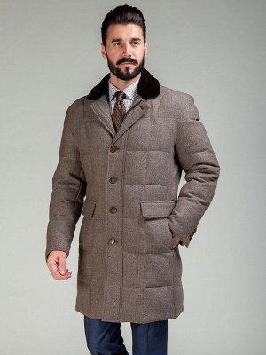 4070-1SPW M MUNCHEN CAPPUCHINO LUX/Куртка мужская (пуховик)