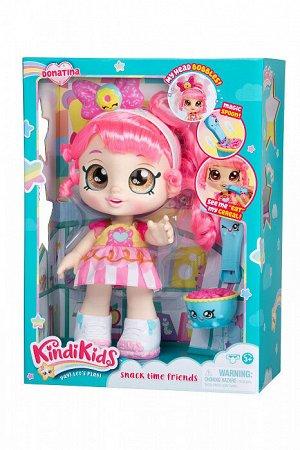 Кинди Кидс Игровой набор Кукла Донатина 25см.с акс. ТМ Kindi Kids