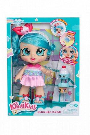 Кинди Кидс Игровой набор Кукла Джессикейк 25см. с акс. ТМ Kindi Kids