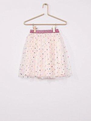 Оригинальная юбка-пачка