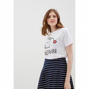 Парная футболка женская