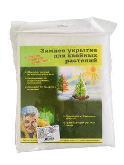 УМ Сад Чехол для укрытия хвойных растений 80мкм 1,2*1,7м