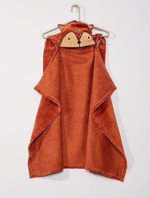 Полотенце-накидка 'лиса'