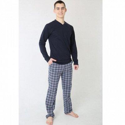 Cotton и Silk - фабрика домашнего текстиля для всей семьи — Мужское, Пижамы, трусы — Одежда для дома