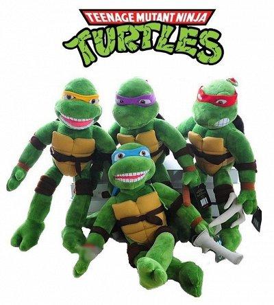 Самые популярные мультяшные игрушки_Быстрая! — Черепашки-ниндзя — Игровые наборы
