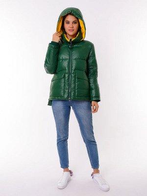 Женская зимняя куртка CHIC & CHARISMA М9088
