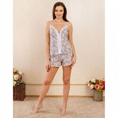 Домашний трикотаж✔Модно✔Удобно✔По отличной цене — Пижамы женские до 62 р-р — Большие размеры