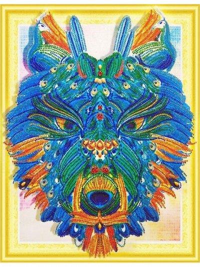 Картины по номерам, алмазная мозайка, вышивка — Алмазная мозаика 3D 40х50 — Мозаики и фреска