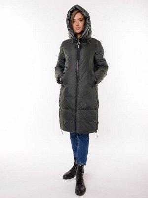 Женская зимняя куртка CHIC & CHARISMA M2505