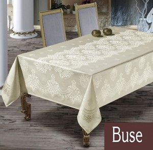 Скатерть Maison Royale BUSE 160*220 кремовый
