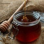 Мёд натуральный цветочный Таёжное разнотравье, ПЭТ, 500г