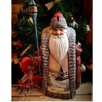 Подарочные наборы для рыбаков, охотников и не только. — Резные Деды Морозы! — Сувениры