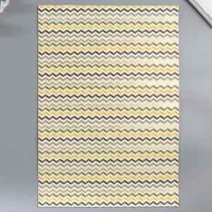 """Бумага 1-сторонняя с золотым тиснением """"Графика""""набор 50 лист., пл-сть 80 гр 49,5х34,5 см"""