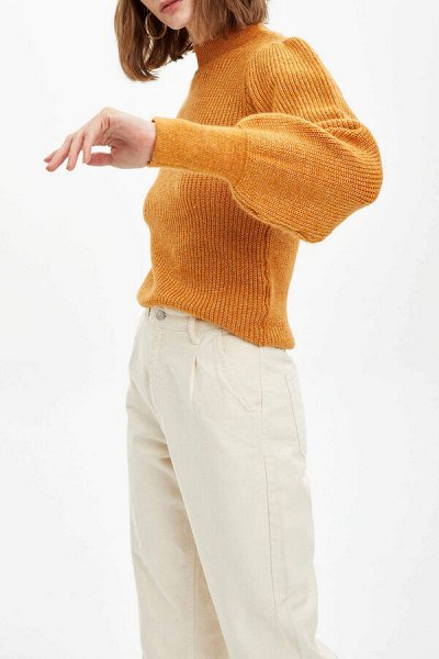 DEFACTO -рубашки, футболки, поло, брюки, платья — Свитеры и свитшоты — Свитеры и джемперы