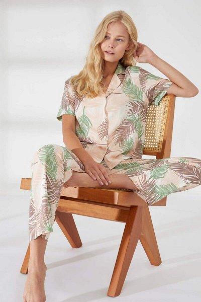 DEFACTO- осенняя подборка - платья, свитеры, кардиганы.  — Самые модные, трендовые и уютные костюмы, пижамы и сорочки — Домашние костюмы