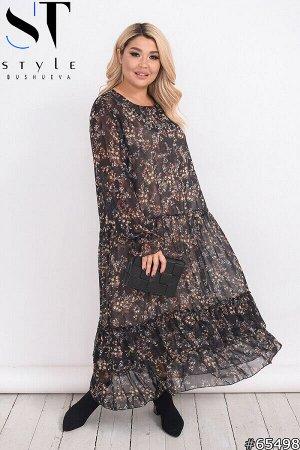 Платье 65498