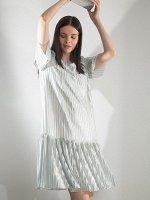 Плиссированное платье PL1137/carsen
