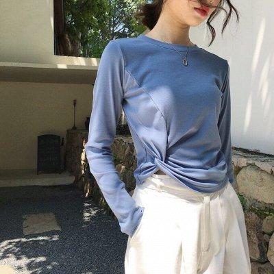 Street style модная мега-удобная одежда! Низкая цена! — Женские приталенные лонгсливы — Водолазки и лонгсливы
