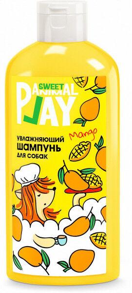 Animal Play шампунь для собак Увлажняющий Спелый манго 300мл