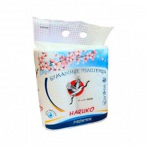Бумажные полотенца HARUKO Premium
