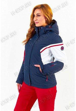 Куртка женская High Experience 1286 (1015) Темно-синий