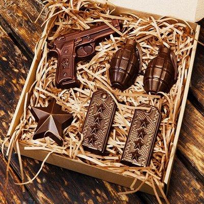 🍭Дарите вкусные подарки! Супер шоколад, чай! Акция на кофе! — Шоколадные наборы — Шоколад