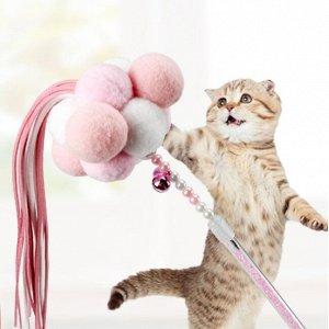 """Игрушка для кошек-""""Дразнилка"""" цвет в Ассортименте"""