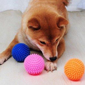 Игрушка мяч светящейся, цвет в ассортименте