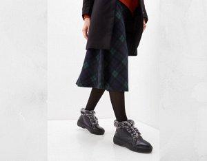 Ботинки женские KB723SW KING BOOTS Германия