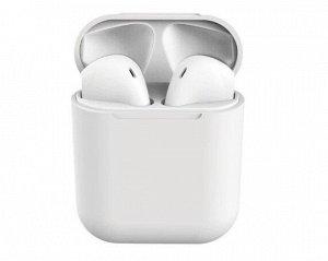 Bluetooth стереогарнитура inPods 12 белая