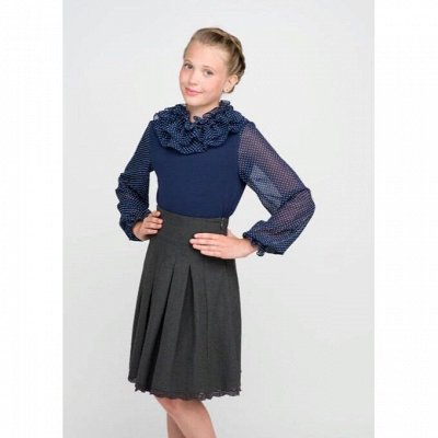 №25=✦Красавушка✦ - красивые платья для маленьких леди◄╝ — Школьная форма, школьные блузки — Одежда для девочек
