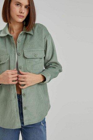 Рубашка Размеры модели: рост: 1,79 грудь: 75 талия: 59 бедра: 87 Надет размер: S Хлопок100%