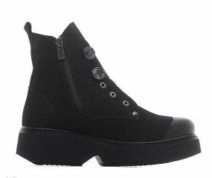 king boots Верх: Натуральный нубук Подклад: Натуральный мех 100% Стелька: Натуральный мех 100% Подошва: ЭВА Фиксация: Молния Производство: Германия, изготовлено в Турции