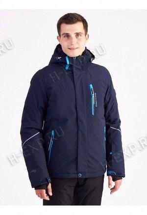 Куртка мужская High Experience 9165-2 батал (1075) Темно-синий