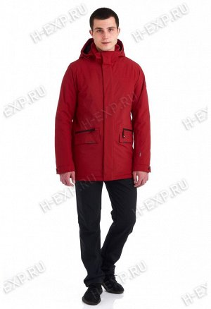 Пaрка весна-осень мужская High Experience 9432 (4052) Красный
